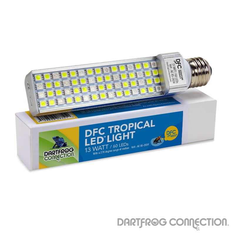 DFC Tropical 13W/ 60 LED Light