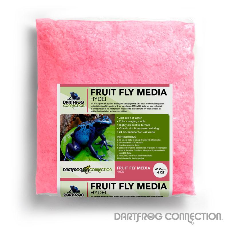 DFC Fruit Fly Media Hydeii 4 qt